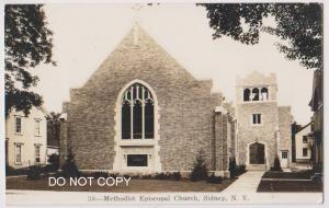 RPPC, Methodist Episcopal Church, Sidney NY