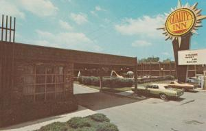 FRANKFORT , Kentucky , 50-60s ; Quality Inn