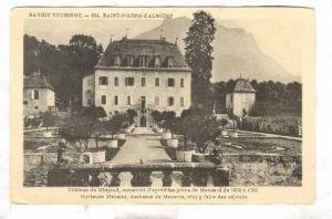 Saint-Pierre-d'Albigny, France, 00-10s : Chateau de Minjoud
