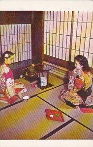 Japan Ancient Tea Ceremony