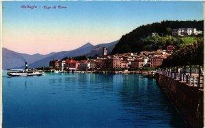 CPA Bellagio Lago di Como . ITALY (541127)