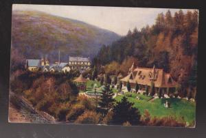 Glen Helen, Isle On Man - Used 1904