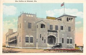 A97/ Hialeah Florida Fl Postcard c1910 The Follies Jimmie Hodges Dance Revue