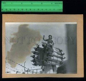 229439 RUSSIA USSR NORTH NAVAL Fleet sailors equipment photos