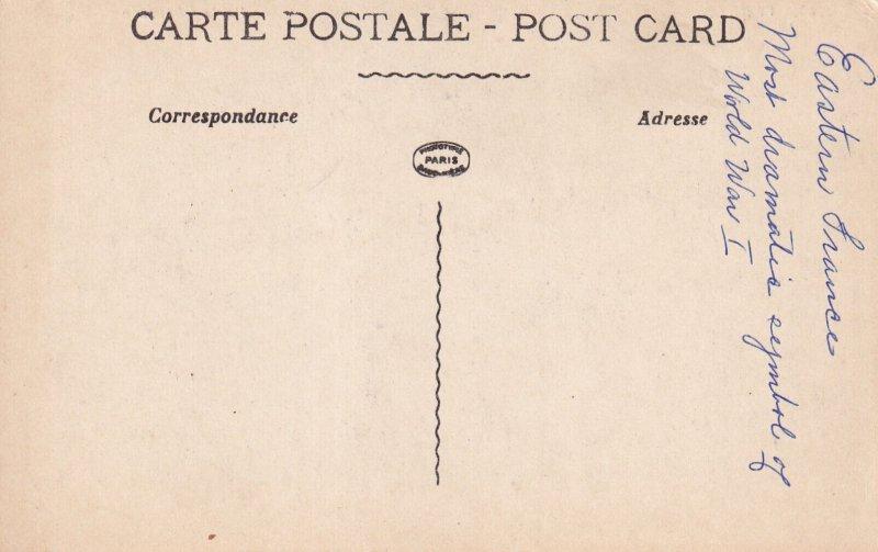 VERDUN, France, 1900-1910s; Porte Chaussee