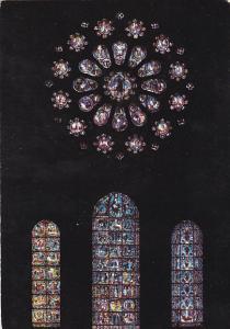 France Chartres La Cathedrale Les Prestigieux Vitraux du Xlle