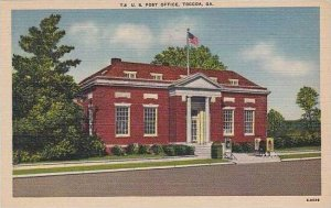 Georgia Toccoa U S Post Office