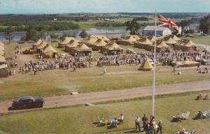 Festival of the arts, Tatamagouche, Nova Scotia, Canada, 40-60s