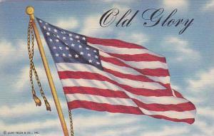 USA Flag, Old Glory, 1930-1940s (1)