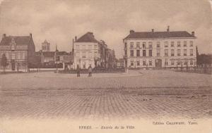 Entree De La Ville, YPRES (West Flanders), Belgium, 1900-1910s
