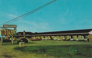 Motel Montagnard , ST. HILAIRE , Quebec, Canada , 40-60s