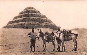 Sakkarah Egypt, Egypte, Africa Pyramide Sakkarah Pyramide