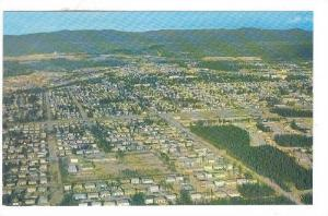 Showing New Residential Homes & The By-Pass Highway, Prince George, British C...