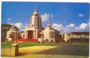 Soto Zen Temple Of Hawaii (Buddhist), Honolulu, Hawaii, 1940-1960s