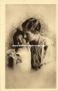 Countess of Paris, Princess Isabelle of Orléans-Braganza, Prince François 1935 1