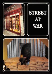 Postcard Eden Camp The Street at War, Malton, North Yorkshire #719
