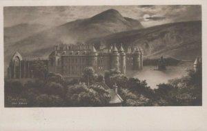 Scotland Postcard - Holyrood Palace, Edinburgh   RS22365
