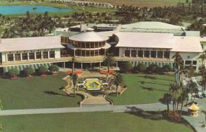 Florida Miami Doral Country Club Formal Gardens