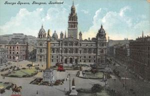 12039  Glasgow 1912   George Square