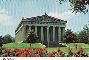 Tennessee Nashville The Parthenon In Centennial Park