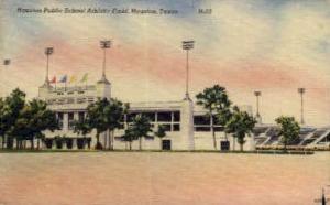 Houston Public School  Houston TX 1951