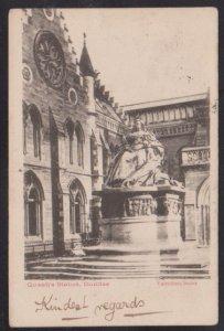 Queen's Statue 1903