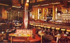 Relax in America's foremost tavern THE BROWN PALACE HOTEL Ship Tavern DENVER, CO