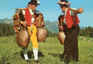 Switzerland - Herdsmen Shaking the Bells