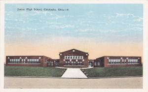 CHICKASHA , Oklahoma , 00-10s ; Junior High School