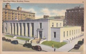 Pennsylvania Reading Post Office 1951
