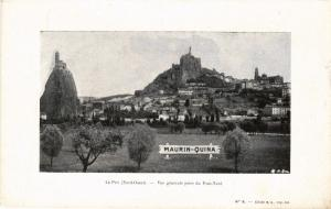 CPA  Le Puy-en-Velay - Vue Generale prise du Pont-Neuf  (636098)