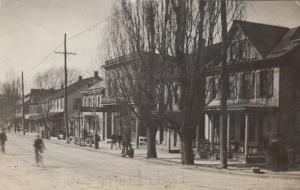 RP: SUNBURY , Pennsylvania , 1908 ;  Market Street