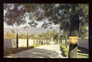 Asti, California/CA Postcard, Italian Swiss Colony Winery, Redwood Highway