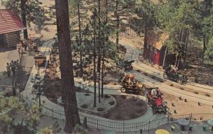 SKYFOREST , California , 1963 Auto Ride at Santa's Village