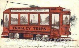 Trolley Trips - Pawtucket, Rhode Island