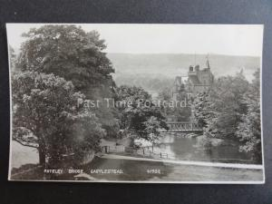 Yorkshire CASTLESTEAD & PATELEY BRIDGE - Old RP Postcard by Photochrom Co.