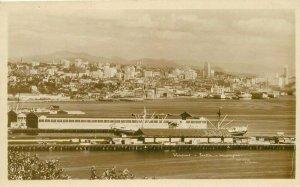 Davidson Seattle Washington Waterfront RPPC Photo Postcard  20-3119
