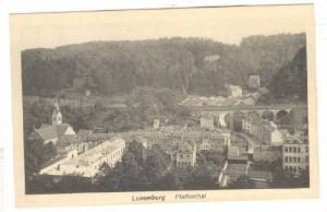 Panorama, Pfaffenthal, Luxembourg, 1900-1910s