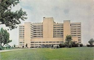 Omaha Nebraska~Veterans Administration Hospital~1950s PC