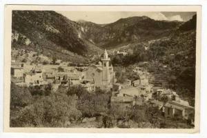 RP, Bird's Eye View, Mallorca-Valldemosa, El Pueblo, Gibraltar, 1900-1910s