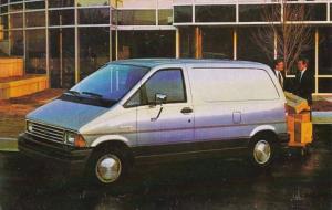 Ford Aerostar Van