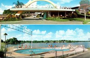 Florida Orlando The Orlando Motor Lodge