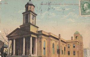 NATCHEZ, Mississippi, PU-1913; Presbyterian Church