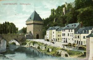 CPA Luxembourg Sichengass (30657)