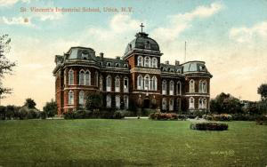 NY - Utica. St Vincent Industrial School