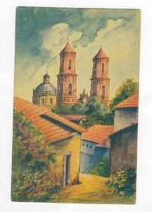 AS, Scene In Taxco (Guerrero), Mexico, 1900-1910s