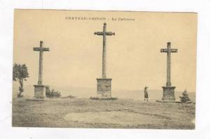 Le Calvaire, Chateau-Chinon (Nièvre), France, 1900-1910s