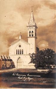 Cuernavaca Morelos MX Church/Iglesia E L(C?) Carmon? Carmen? Col...Vega c1911