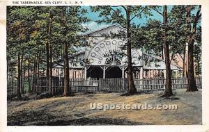 The Tabernacle Sea Cliff NY 1941