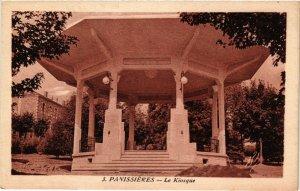 CPA PANISSIERES - Le Kiosque (166126)